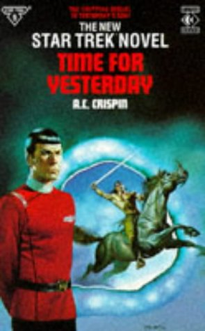 Cover of Time for Yesterday (Star Trek)