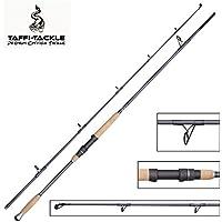 Taffi Tackle Unlimited–Caña de pesca (2,60m, 100–300g, Pesca a Spinning Siluro, Waller–Caña de spinning,
