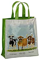 Samuel Lamont Shopper Bag Cheddar Cows, small