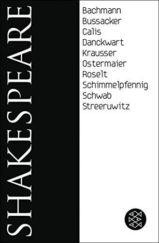 Shakespeare: Variationen (Theater / Regie im Theater 18913)