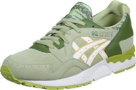 Chaussures Gel Lyte V W Winter Pear/White e16 - Asics Vert
