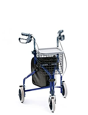 Steel Tri Wheel Walker