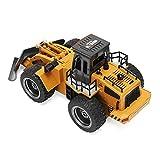 Tellaboull 1586 1/18 2.4 Ghz 6 canali potente pala in lega Snow Sweeper simulazione ingegneria camion RC auto bambini giocattoli regalo