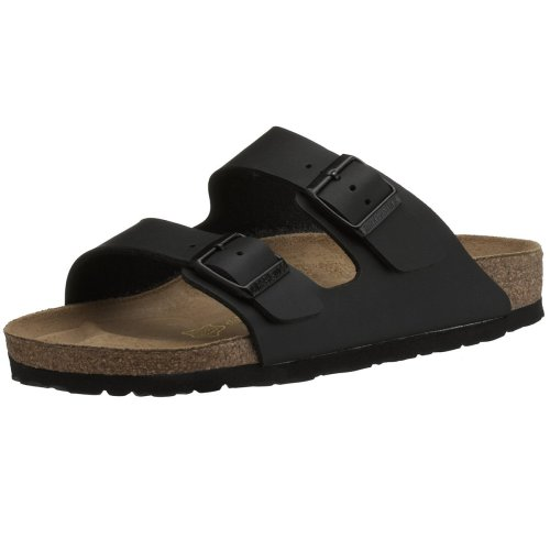 Birkenstock Arizona 252271 Sandali, Unisex Adulto Black