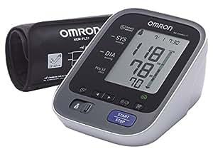 OMRON M6 Comfort IT Misuratore di Pressione da Braccio, Tecnologia Intelli Wrap Cuff, Connessione PC, Software Bi-LINK per l'Accesso Online delle Tue Misurazioni