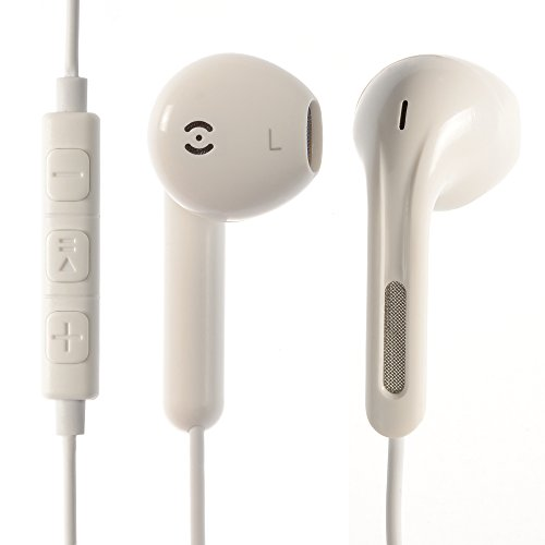 shenzoo kopfh rer in ear mit lautst rkenregler headset. Black Bedroom Furniture Sets. Home Design Ideas