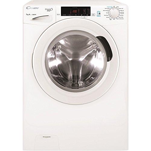 Candy GVS167T3 Smart 7kg 1600rpm Freestanding Washing Machine - White