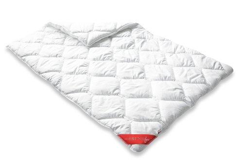 Badenia Bettcomfort Steppbett Trendline Micro Kochfest Mono, 135 x 200 cm, weiß