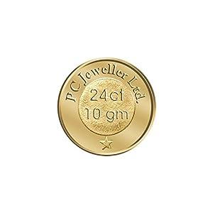 PC Jeweller 10 grams 24k (995) Yellow Gold Precious Coin