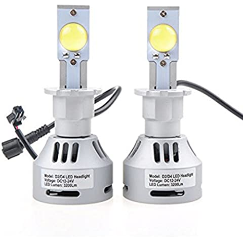 Lead way® Auto LED fari HID HB4 9006 Kit di conversione
