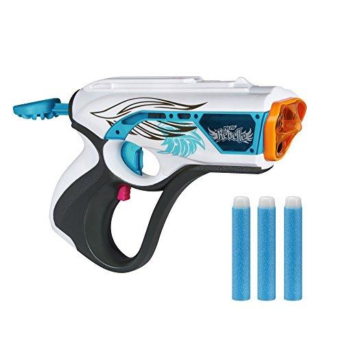 Nerf Rebelle Lumanate Blaster (Spielzeugblaster) von Hasbro
