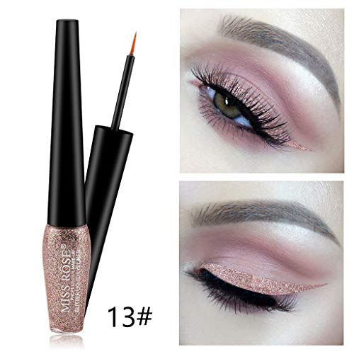 Women Best Gift! Beisoug Waterproof Eyeliner Liquid Eyeliner Pen Pencil Makeup Beauty Cosmetic