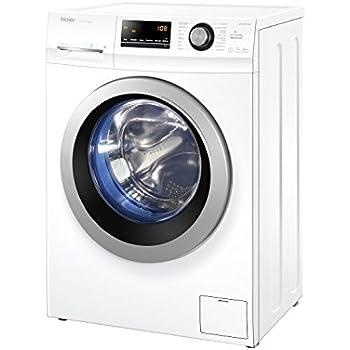 Haier HW70 BP14636 Waschmaschine Frontlader A 99 KWh Jahr 1400 UpM 7 Kg Vollwasserschutz ABT Weiss