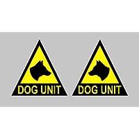 DOG UNIT STICKER SECURITY K9 UNIT DOG PATROL SIGN K9 Handler SIA ESTATE Car Door sign Search & Rescue