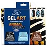 ibd - Just Gel Polish Gel Art Animal Print Kit