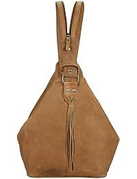 Style98 Leather Unisex Messenger Handbag BackPack/Sling Bag/Shoulder Bag For 11 Inch Ipad/Tablet Bag ( Length-... - B074Y5LZR8