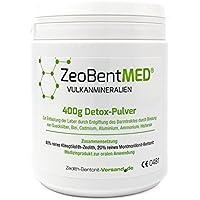 Zeobent MED Detox-Pulver 400g, CE zertifiziertes Medizinprodukt preisvergleich bei billige-tabletten.eu