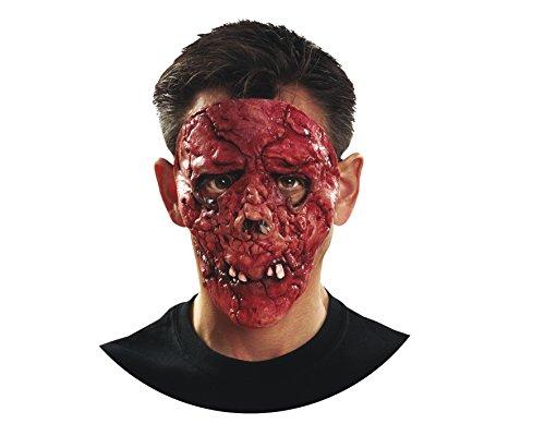 My Other Me Máscara de zombi sangriento (Viving Costumes 200369)