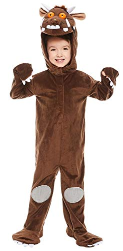 Fancy Me Kostüm für Mädchen/Jungen/Kinder, Motiv: Grüffelo-Monster,