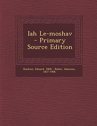 Iah Le-Moshav