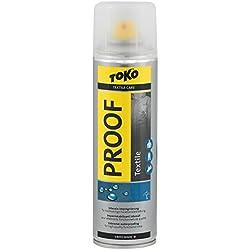 Toko Textile Proof Espray impermeabilizador para Todos los Materiales 250ml