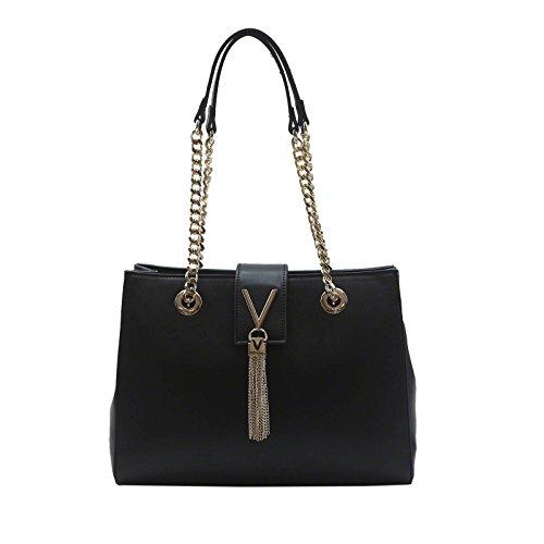 Valentino , Sac pour femme à porter à l'épaule noir