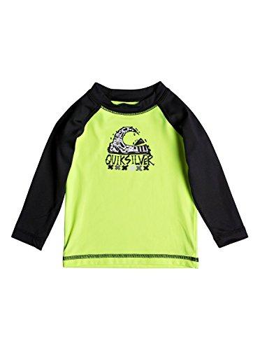 Quiksilver Bubble Dream - Long Sleeve UPF 50 Rash Vest for Baby Boys - Babys - Herren Bubble Vest