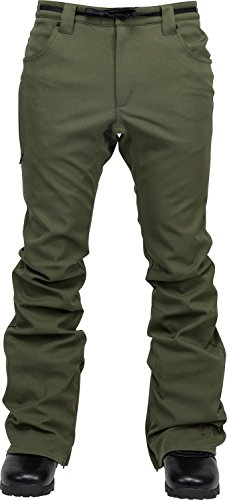 L1 Outerwear L1 Skinny Twill Military Herren, M Camouflage