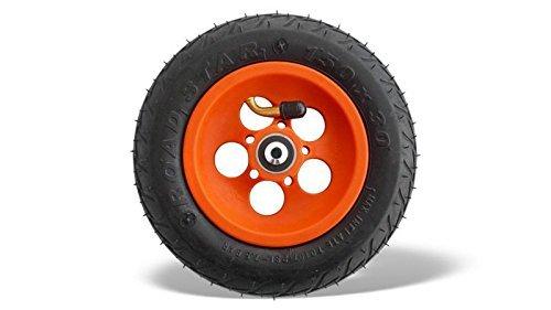Preisvergleich Produktbild Skike Komplettrad Road Star Classic 6.25 Zoll orange