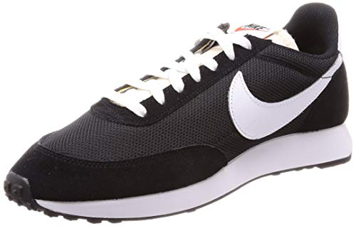 Nike Herren Air Tailwind 79 Leichtathletikschuhe, Mehrfarbig (Black/White/Team Orange 009), 44 EU - Team Orange Schuhe