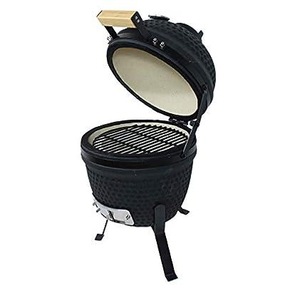 Kamado Keramikgrill BBQ-Smoker- Keramik Grill für erstklassige Grillergebnisse