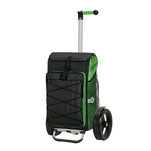 Original Andersen Tura Shopper mit Tasche Thor grün