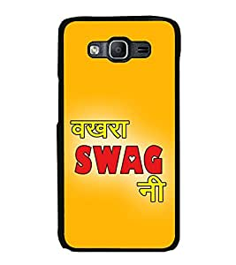 PrintVisa Punjabi Wording High Gloss Designer Back Case Cover for Samsung Galaxy On5 Pro (2015) :: Samsung Galaxy On 5 Pro (2015)