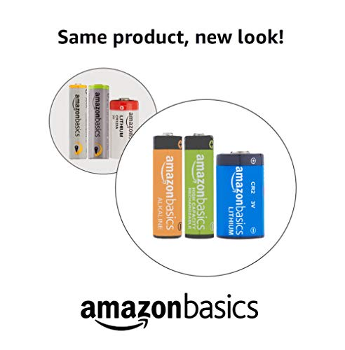 AmazonBasics AA Performance Alkaline Non-Rechargeable Batteries (8-Pack) - Appearance May Vary Image 6