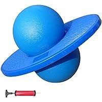 Ballon sauteur Fitness Ball épaisse anti-déflagrant ballon de gym / ballon d'équilibre / adulte boule sautante / enfants Bouncing Ball / Lolo Ball / Rock N Hopper / Pogo Ball - Envoyer avec pompe
