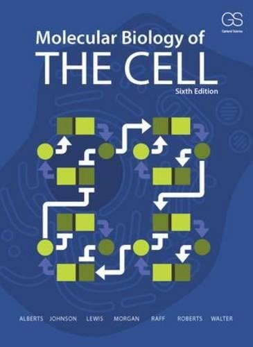 Molecular Biology of the Cell por Bruce Alberts