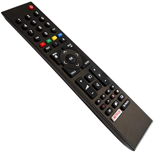 AERZETIX: Mando Distancia televisor TV Compatible