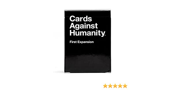 Cards Against Humanity: First Expansion: Amazon.de: Spielzeug