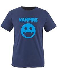 VAMPIRE KOSTÜM - Kinder T-Shirt Gr. 86-92 bis 152-164 Versch.Farben