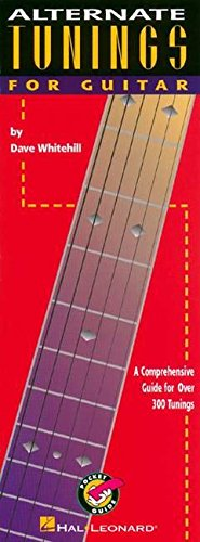 Alternate Tunings For Guitar Guide For 300 Tunings Gtr Book