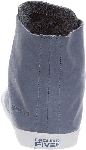 Groundfive Kalash D Mid, Herren Sneaker Blau (Petrolblau)