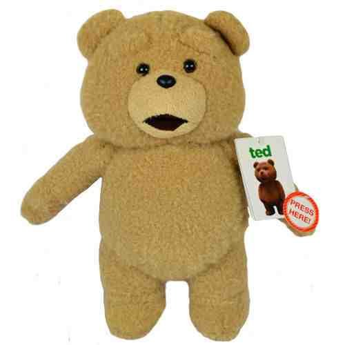 "Ufficiale 'TED' The Movie 12 ""peluche Talking Toy Orso il film"