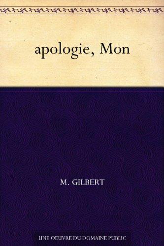 Livres gratuits en ligne apologie, Mon pdf