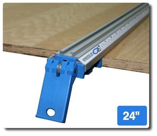 Emerson Tool (All in One Clamp A-24 24-Inch Grip Clamp Guide w/T-track by E. Emerson Tool Co)