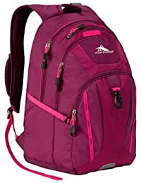 High Sierra Riprap Lifestyle Backpack-Pink by High Sierra