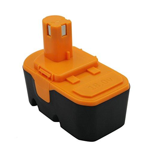 KINSUN Reemplazo Herramienta Eléctrica Batería 18V