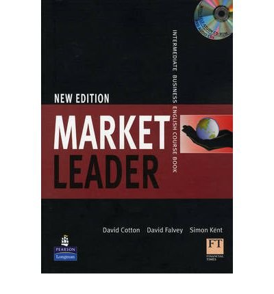Market Leader Intermediate Coursebook/Class CD/Multi-Rom Pack (Mixed media product)(English / German) - Common