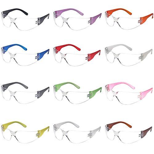 Paquete de 12 Gafas de Seguridad
