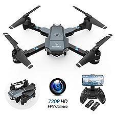 Hinweis:Man muss die Drohne zuerst mit der Fernsteurung koppeln und kalibrieren. Diese Akkus der Fernbedienung sind nicht im Lieferumfang enthalten.