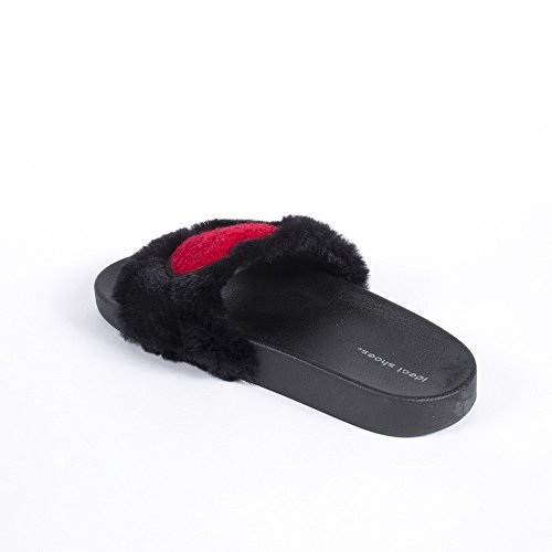 Bootie Slipper peau de mouton MR9XH Taille-43 8Du9mP